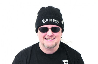 Markus Krebs ist als Hocker-Rocker bekannt.