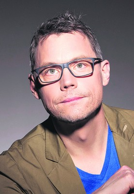 Kabarettist Christoph Sieber erhielt im Februar den Kleinkunstpreis