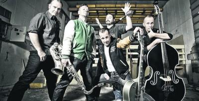 "Rock'n'Roll und Rockabilly bieten ""Boppin B"". Fotos (2): Veranstalter"