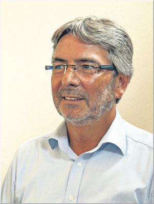 Ulrich Hecker geht als parteiloser Bürgermeisterkandidat in den Wahlkampf.  Foto: nno.de