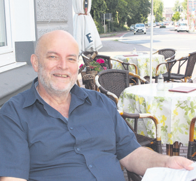 Peter Mokros ist der Bürgermeisterkandidat der Rheinberger Grünen. Er möchte vor allem den politischen Dialog mit den Bürgern forcieren und den Klimaschutz voranbringen. NN-Foto: Ingeborg Maas
