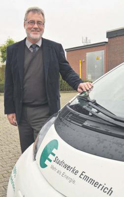 Udo Jessner, Chef der EGD. NN-Foto: MB