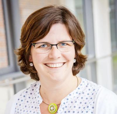 """Sandra Vloet leitet als Vorsitzende die Regionalgruppe Niederrhein des Vereins """"Allergie- und umweltkrankes Kind"""" e.V. Foto: privat"""