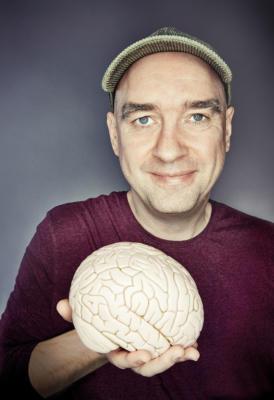 Gedanken-Jongleur: HG. Butzko spricht manchen ins Gewissen, vielen aus der Seele und immer Klartext. Foto: privat