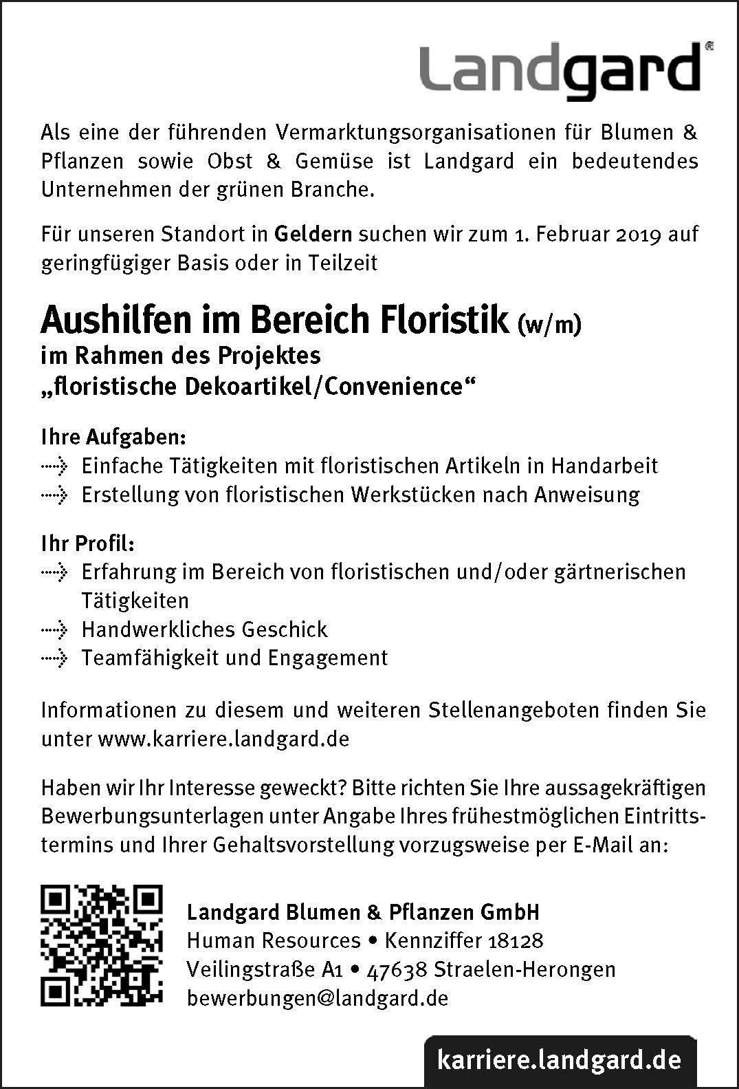 Stellenmarkt Niederrhein Nachrichten
