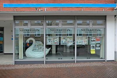Die Geschäftsstelle in Kleve • Hagsche Straße