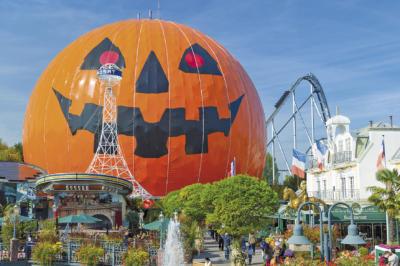 """Beim neuen Halloween-Event """"Traumatica"""" sind besonders furchtlose Besucher gefragt. Foto: Europapark"""