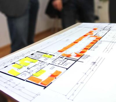Neue Raumaufteilung: Im ersten Stock des PAN findet die Jobbörse wieder statt; Vorträge gibt es diesmal nicht. NN-Foto: MB