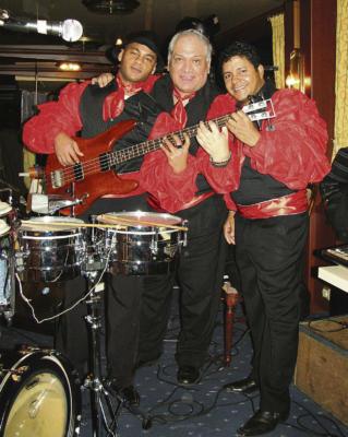 Rumbambé nennt sich dieses lateinamerikanische Ensemble