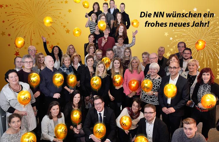 Die NN wünschen ein frohes neues Jahr! | Niederrhein Nachrichten