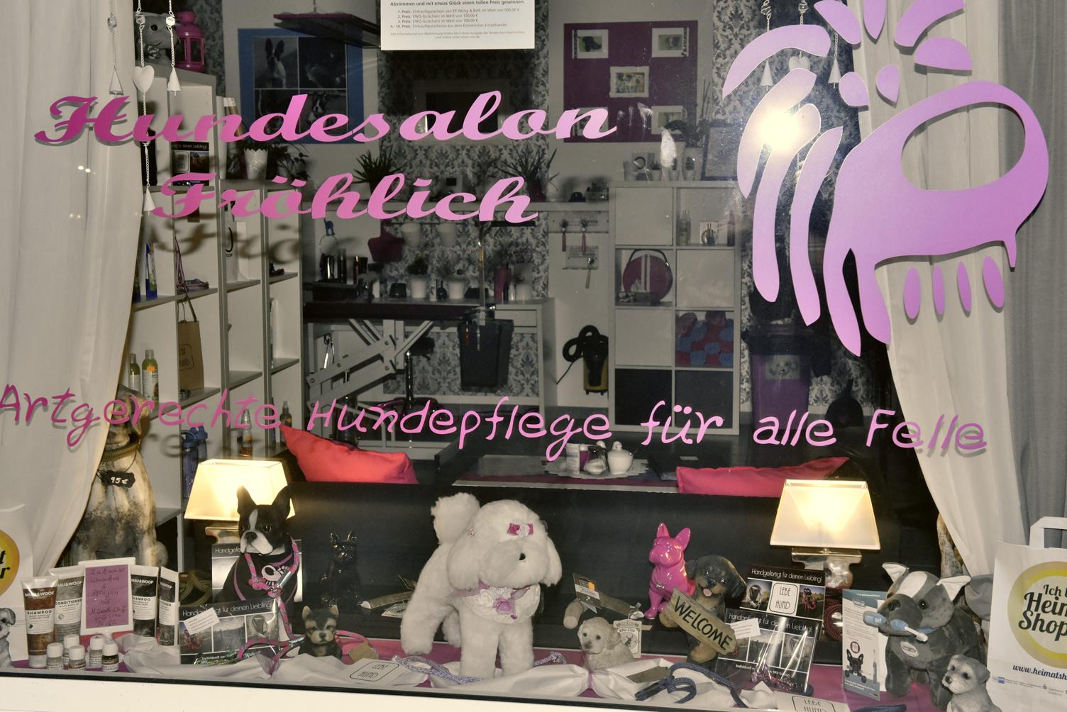 Hundesalon Fröhlich, Neumarkt 10, 46446 Emmerich am Rhein