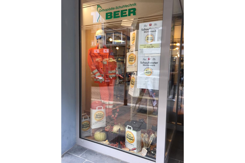 Schuhtechnik Beer, Steinstraße 38,  46446 Emmerich