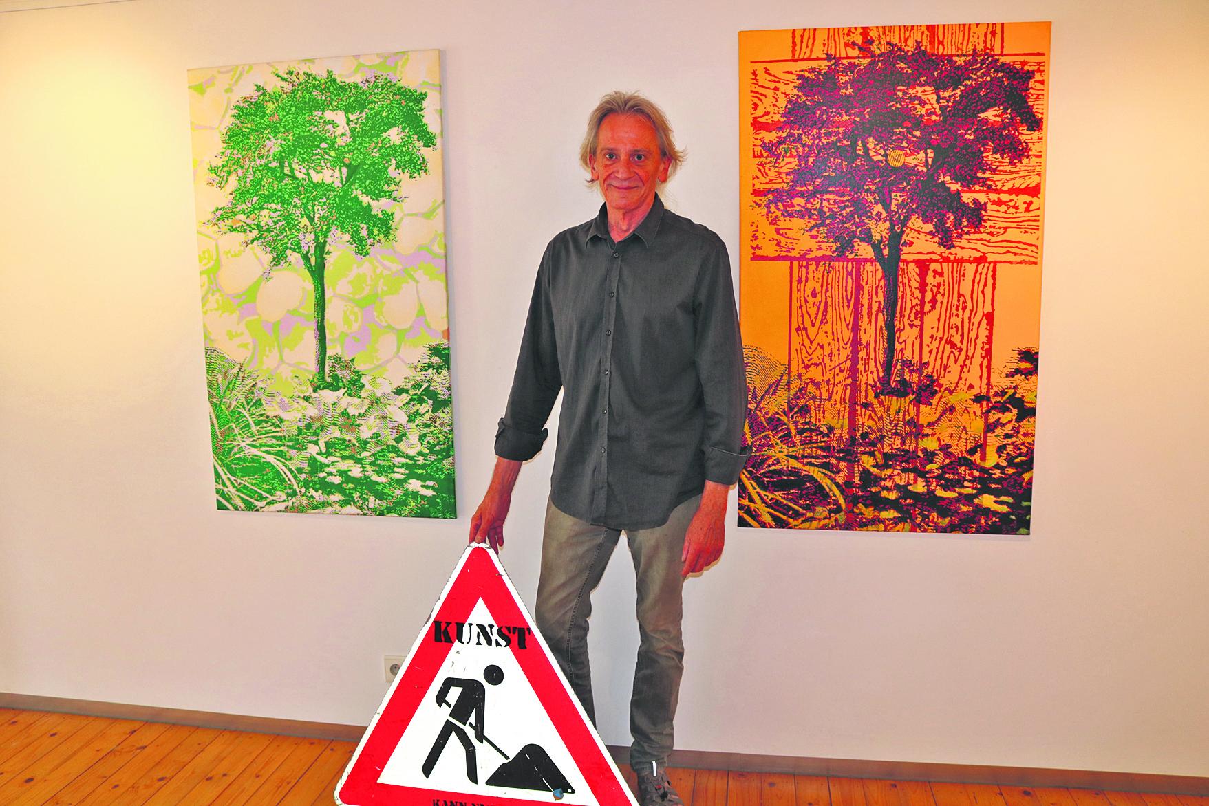 Ausstellung Galerie PR8
