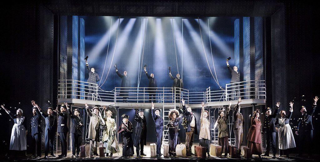 """Titanic – The Musical"""