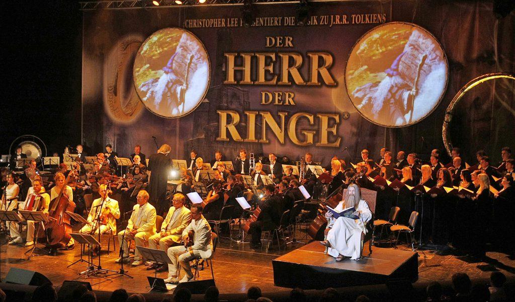 Der Herr der Ringe Konzert