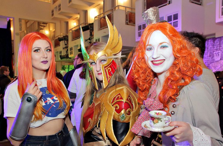 Cosplay Convention