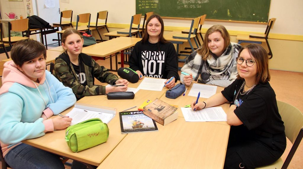 Hanse-Buch Emmerich Gesamtschule