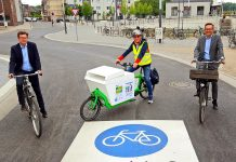Stadtradeln Fahrradstraße Geldern