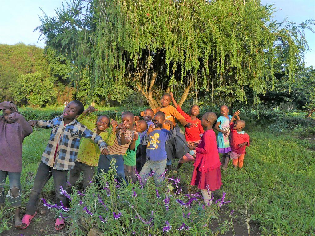Tansania Kinder