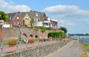 Rheinpromenade Rees