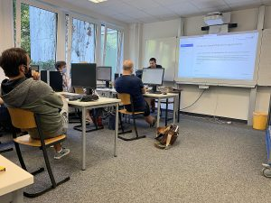 Digitaler Unterricht