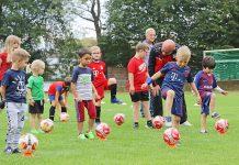 GSV Geldern Handicap Fußball