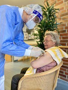 Impfungen Corona Millingen