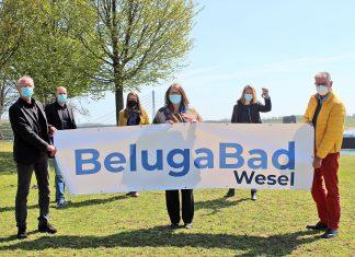 Belugabad Wesel