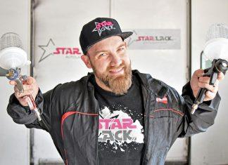 Mike Püllen Starlack Vox