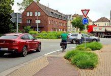 Kreisverkehr Harttor Geldern