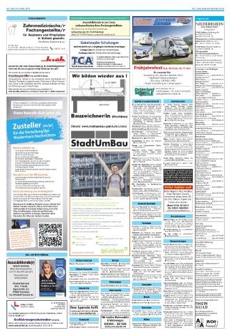 Page 19 Ausgabe Geldern 06032019