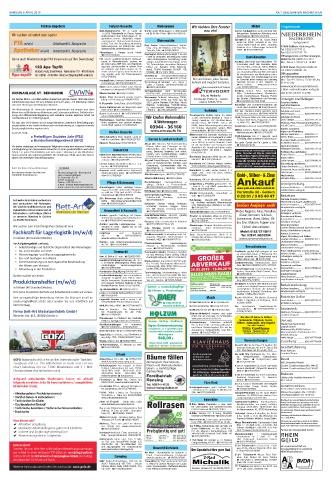 Page 31 Ausgabe Geldern 06042019