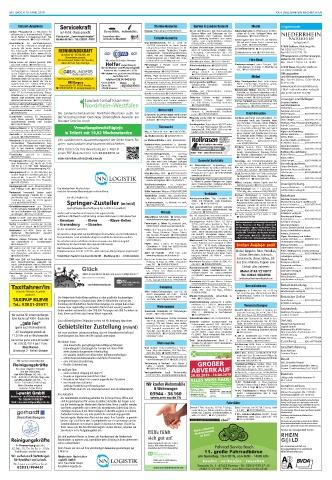 Page 19 Ausgabe Geldern 10042019