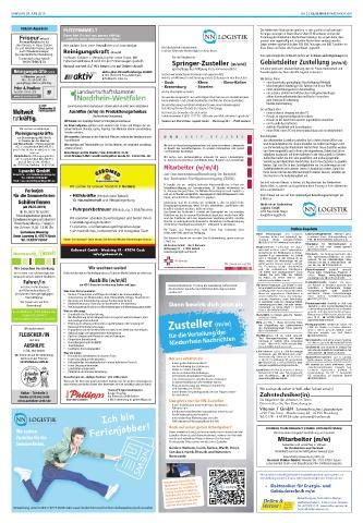 Page 17 Ausgabe Samstag Geldern 29.06.2019